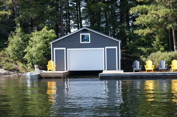 FREE: Quotes for roll up boathouse doors (shutters)