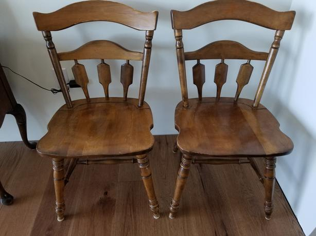 Temple Stewart Early American Chairs North Saanich Sidney Victoria