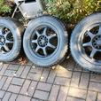 Blizzak WS80 205/60/16 MB wheels universal rims 600 OBO