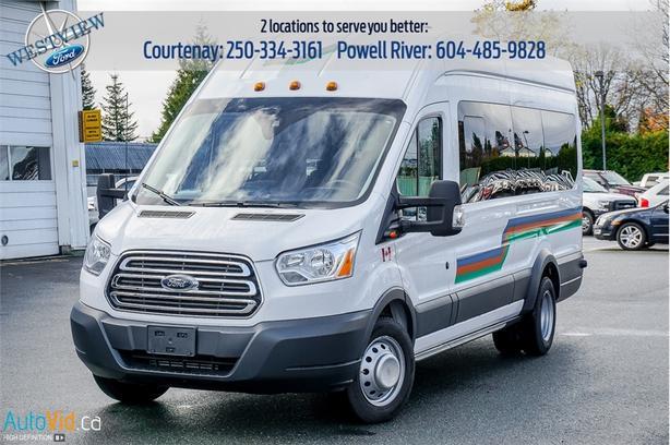 2017 Ford Transit Wagon - Low Mileage