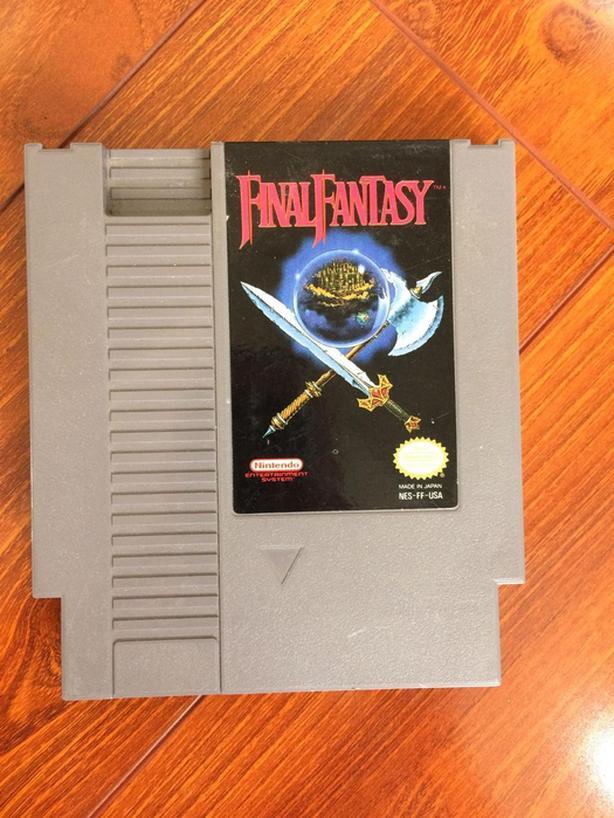 Final Fantasy NES