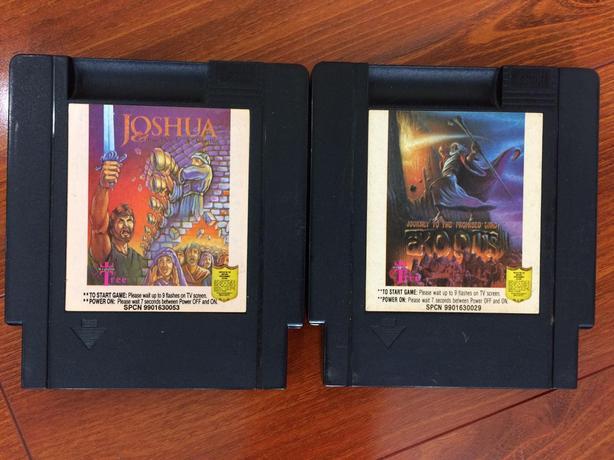 NES Religous Games Bundle