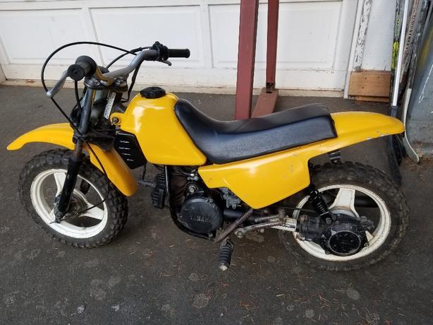 1993 Yamaha PW50