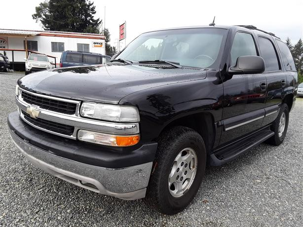2004 Chevrolet Tahoe, 4X4 unit great for winter selling online and onsite!