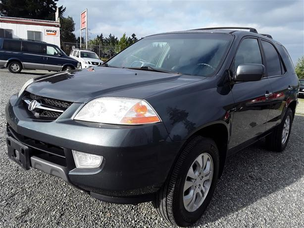 2003 Acura MDX Touring, 4X4 loaded unit selling online and onsite satuday!
