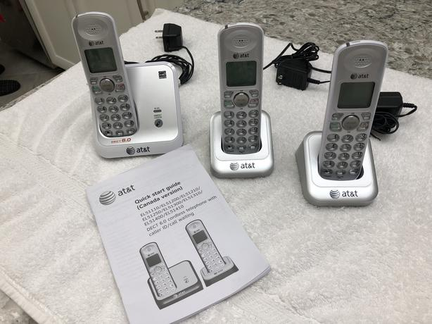 AT & T Digital Telephone Package