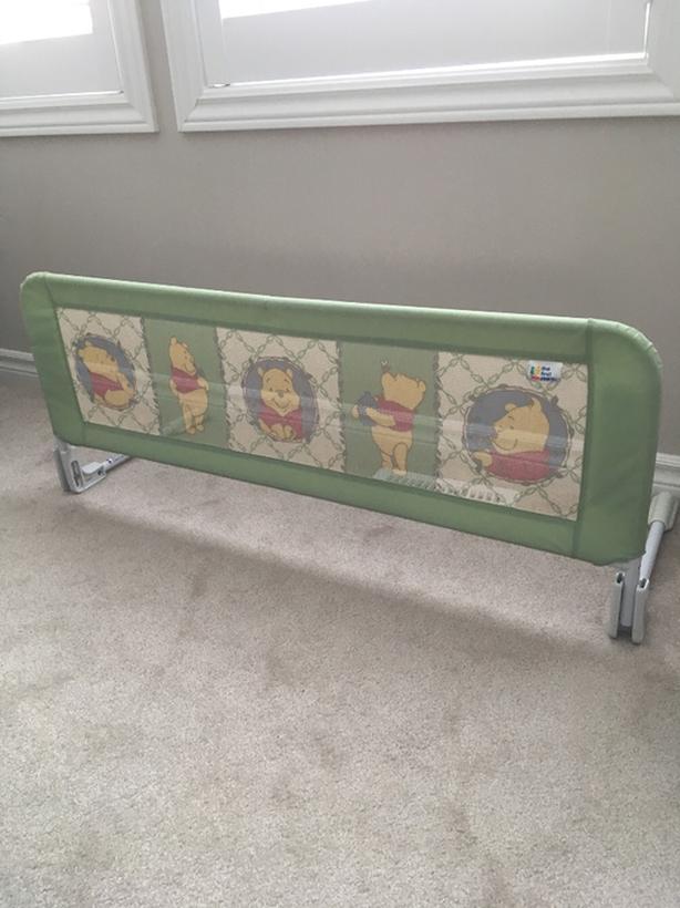 Winnie the Pooh Bed Rail
