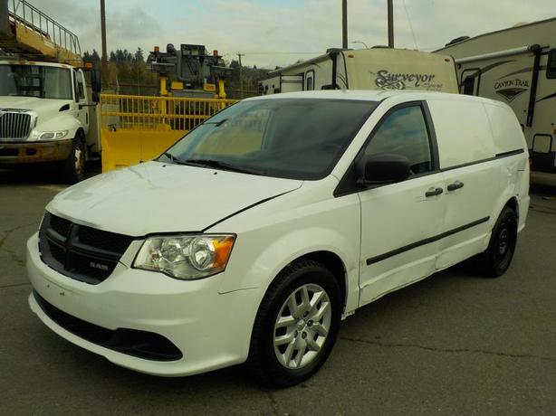 2015 Dodge Caravan Cargo Van Base with Rear Shelving