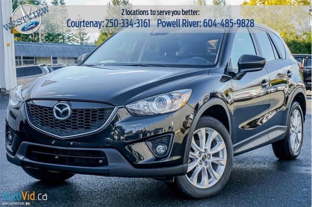2014 Mazda CX-5 GT  - Leather Seats -  Sunroof