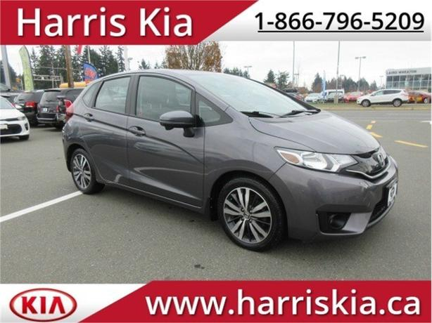 2015 Honda Fit EX Low Kilometers Back up Camera