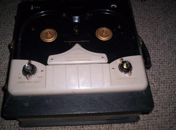 FOR-TRADE: Tube reel to reel/ Guitar AMP.