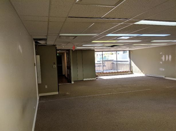 Drop ceiling tiles and T bar system