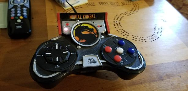 Mortal Kombat plug n play console Cash or Trade