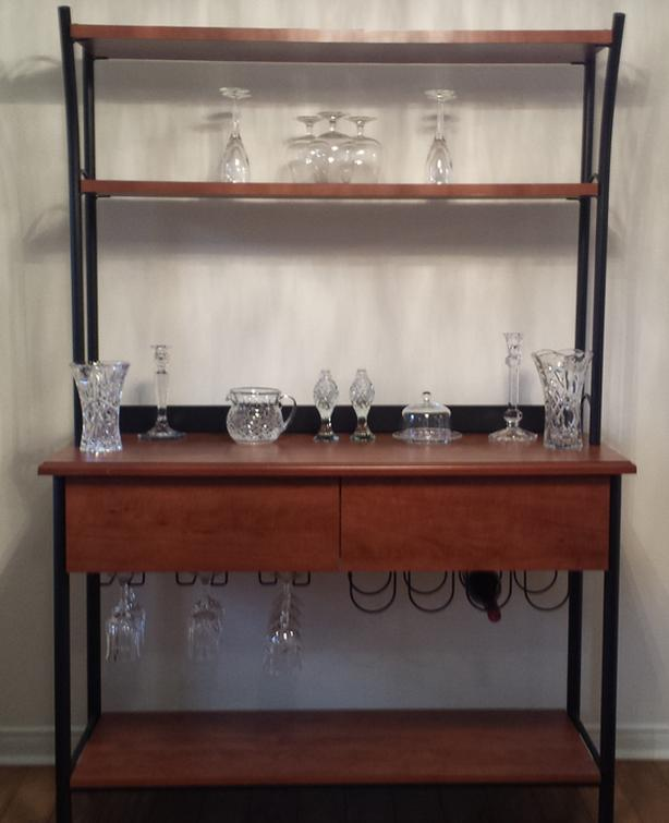 Buffet Hutch - 2 piece