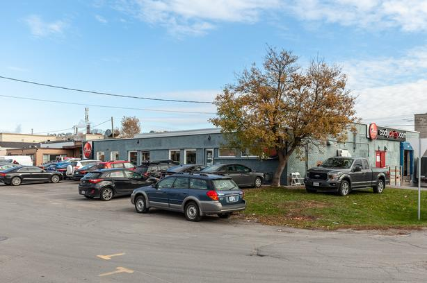 Mixed-use Investment Property for Sale
