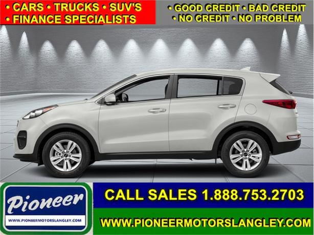 2017 Kia Sportage LX  - Bluetooth -  Heated Seats - $138.74 B/W