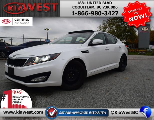 2013 Kia Optima EX 2.4L