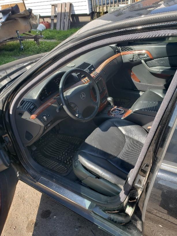 2000 S500 Mercedes Benz Sault Ste Marie Sault Ste Marie Mobile