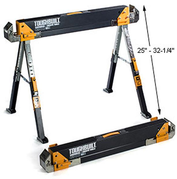 SAWHORSES (CONTRACTOR GRADE - LEE VALLEY)