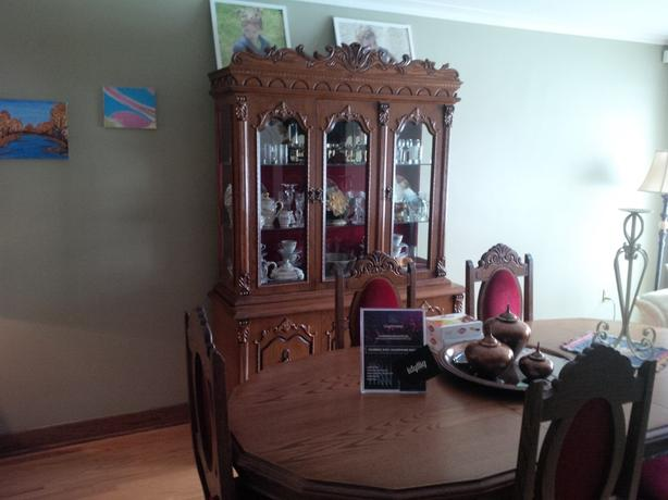 Dining Room Set Montreal