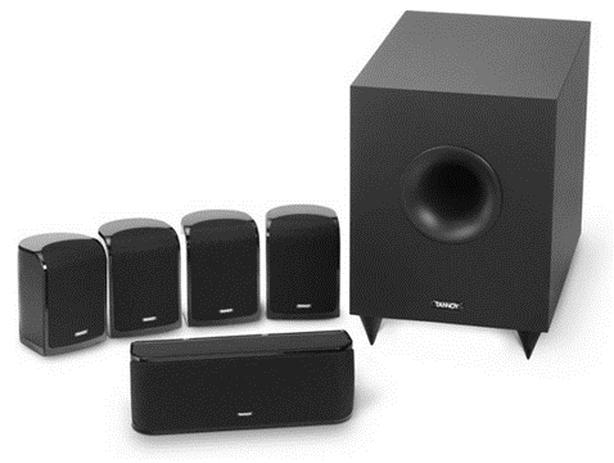 Tannoy SFX-5.1 Compact Home Theatre Package