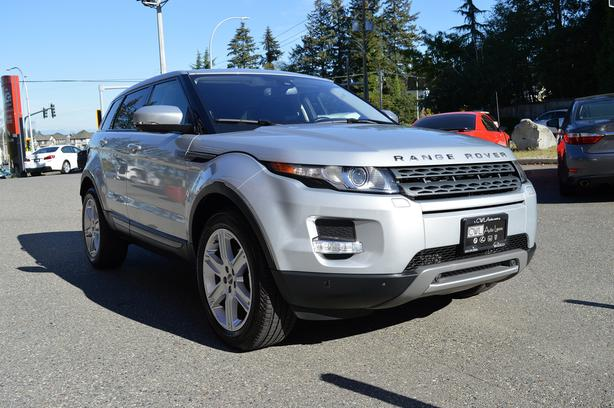 2012 Land Rover Range Rover Evoque Pure Premium / No Accidents