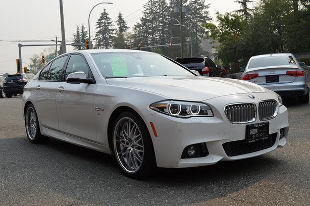 2014 BMW 5 Series ActiveHybrid 5 - RARE !