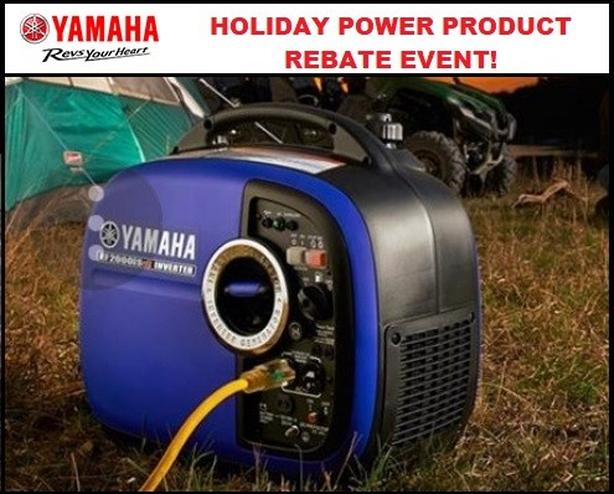 Holiday Power Product Event!