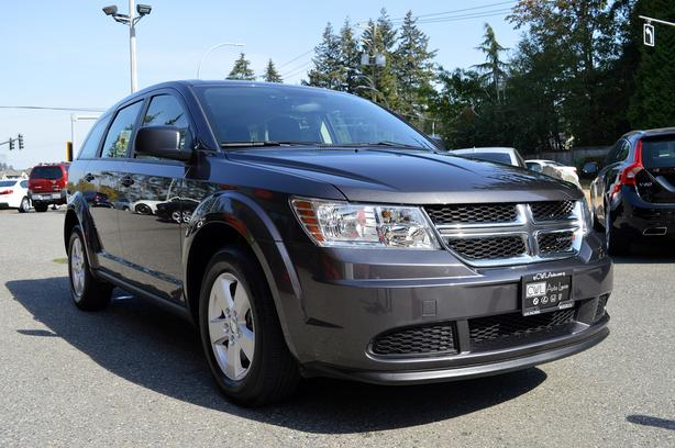 2016 Dodge Journey SE- LOCAL / ALLOYS & AIR