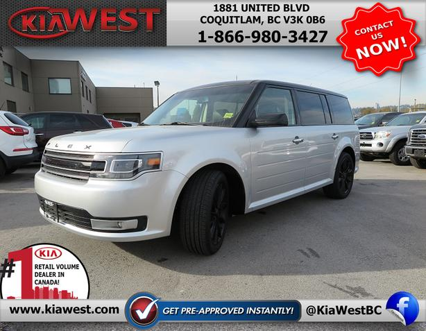 2017 Ford Flex Limited 3.5L V6 AWD