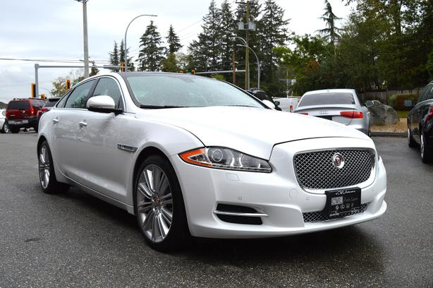 2015 Jaguar XJ XJL Portfolio AWD / LOCAL / NO ACCIDENTS