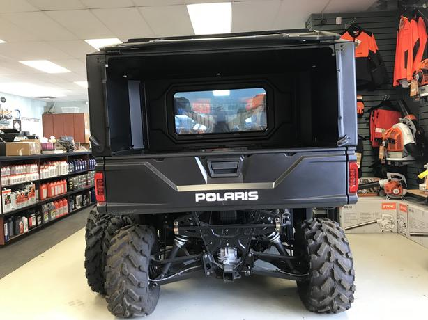 POLARIS CARGO BED ENCLOSURE SYSTEM