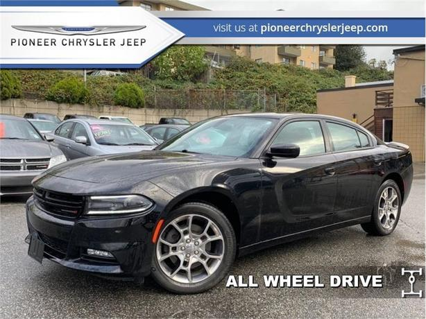 2015 Dodge Charger BASE  -All Wheel Drive -Sunroof - Nav