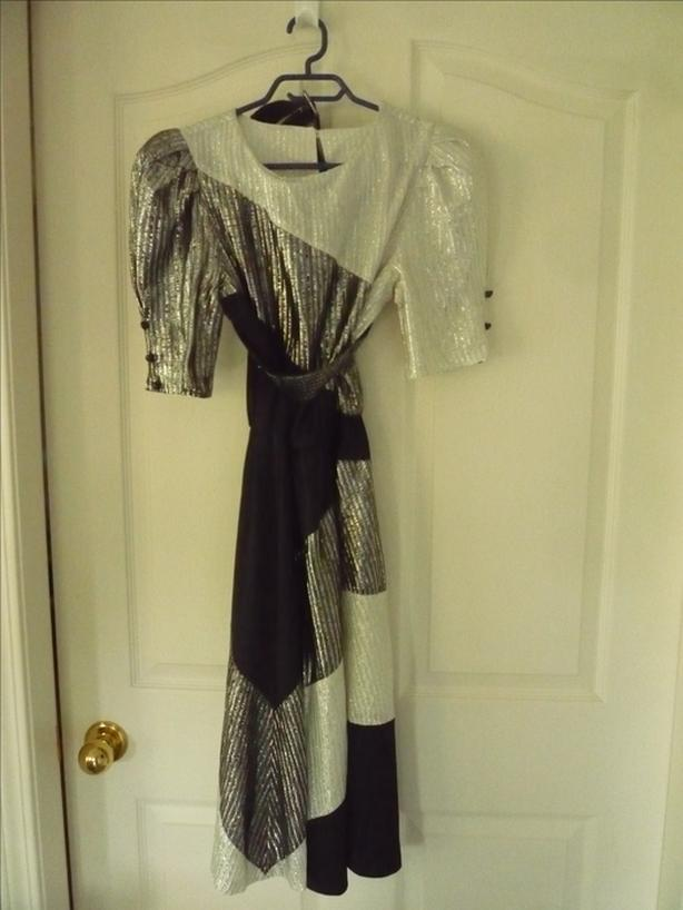 Sparkly Party Dress Size 9