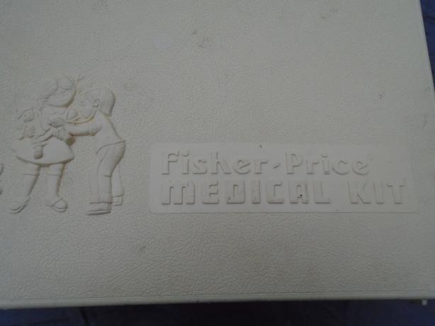 Fisher Price Medical Set