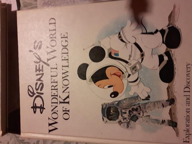 Walt Disney  book's.