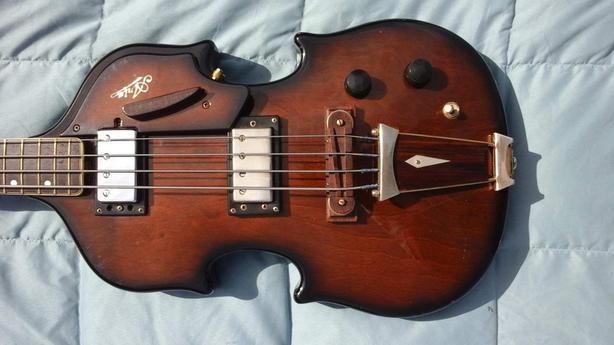 WANTED: Vintage Bass