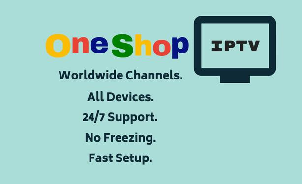 IPTV Subscription (3000+ Channels) With 24 Hours Free Trial