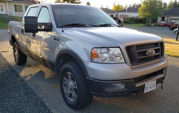 2005 Ford F150 FX4 4x4 Crewcab
