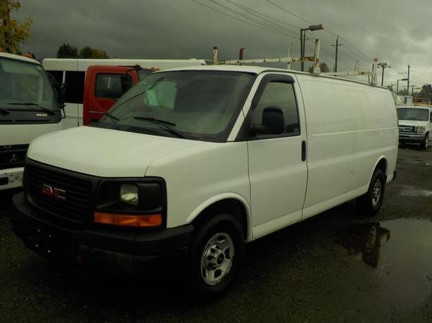 2008 GMC Savana G2500 Extended Cargo Van