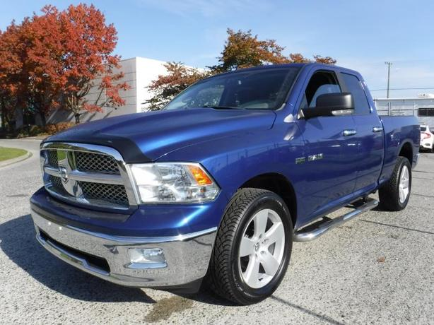 2010 Dodge Ram 1500 Quad Cab Regular Box 4WD