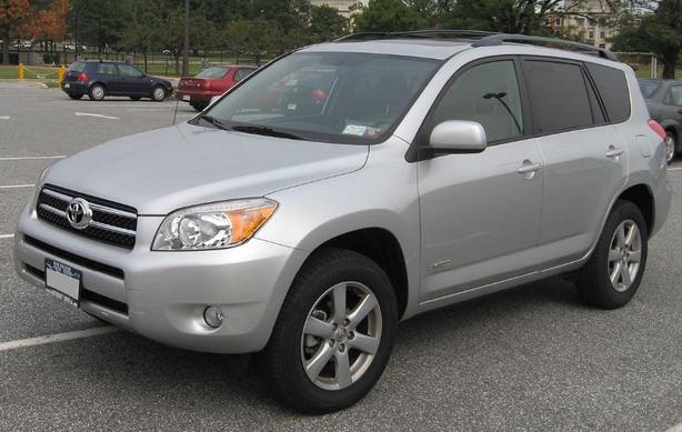 2006 Toyota RAV4 Sport Needs to Find New Roads!!!