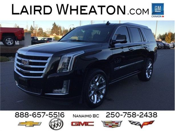 2017 Cadillac Escalade Luxury 4x4 WiFi Hotspot, DVD/Blu-Ray