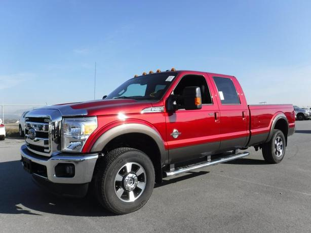 2016 Ford F-350 SD Lariat Crew Cab 4WD long box Diesel