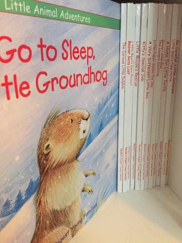Animal Story Books