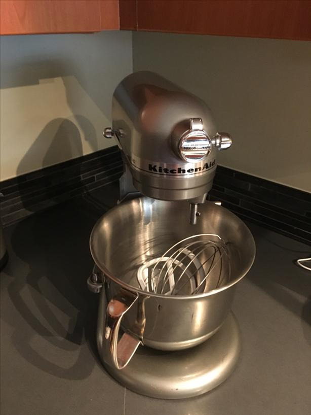 Kitchen Aid Professional 6000 Hd Mixer Accessories Victoria City