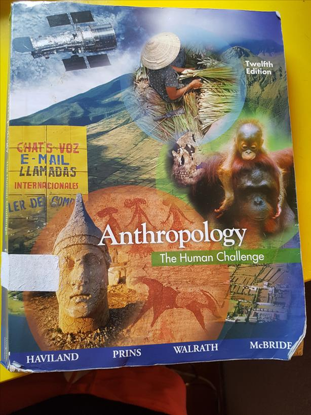 FREE: Anthropology The Human Challenge