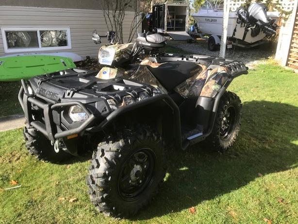 Polaris Sportsman 850XP EPS