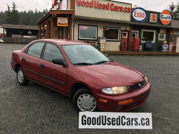 1996 Mazda Protege Automatic with only 162,000 KM