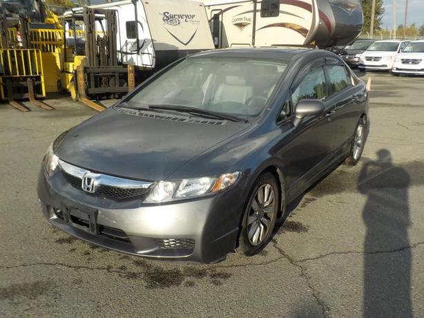2010 Honda Civic EX-L Sedan 5-Speed Manual